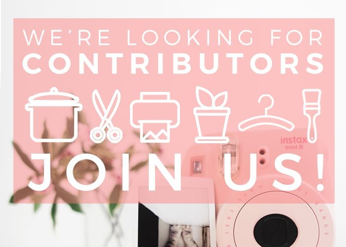 Bloggers Wanted- Join our Team!