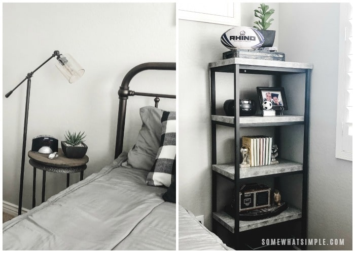 Industrial Boys bedroom Ideas