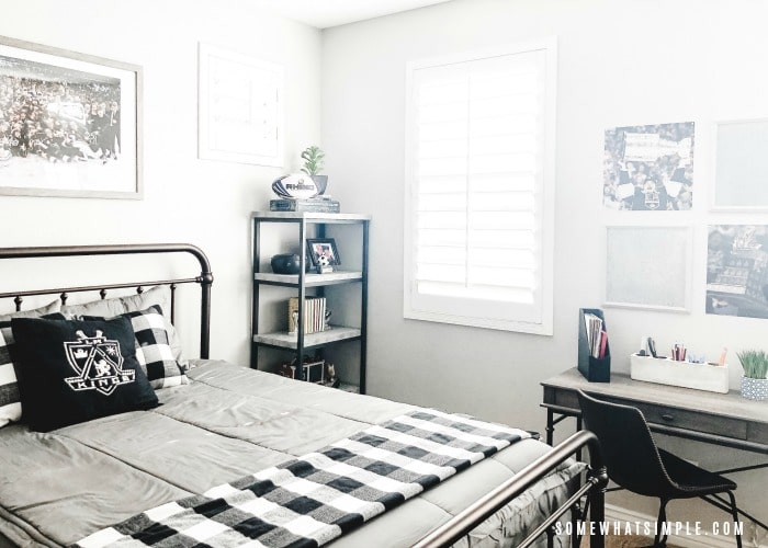 Gray Boys Bedroom Decor Ideas