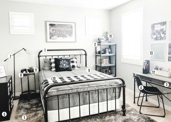 Boys Bedroom Decor and Furniture