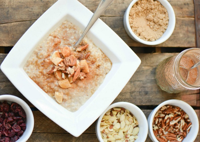 Overnight Steel Cut Oats Recipe - Easy Overnight Oatmeal
