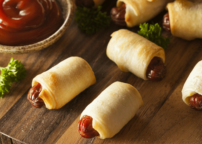 Pigs In A Blanket Recipe With Biscuits