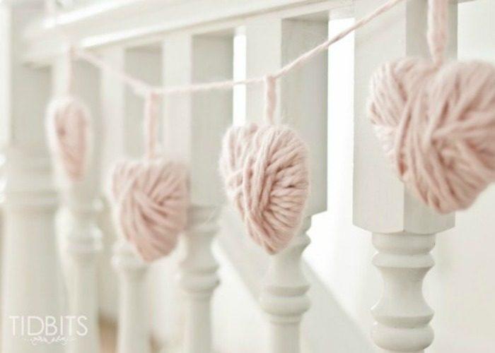 20 Favorite Valentines Crafts and DIY Decor