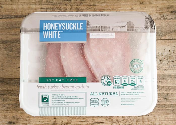Honeysuckle white turkey