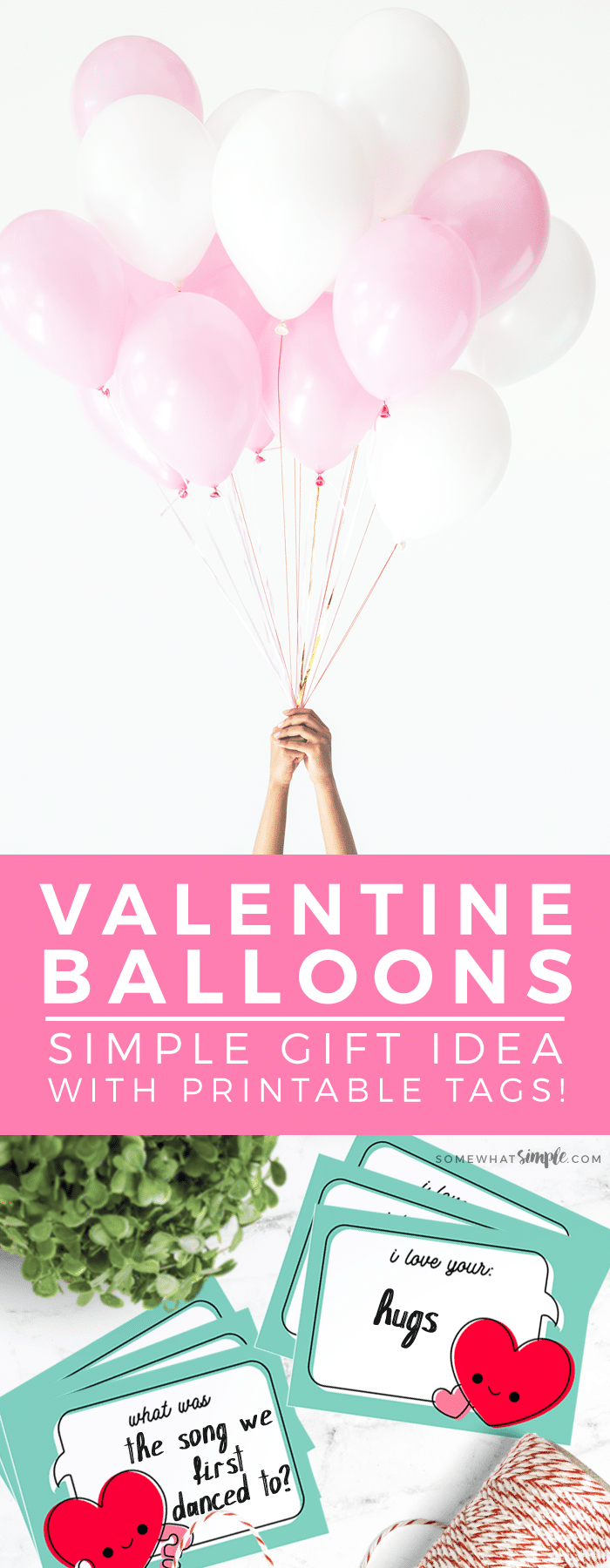Looking for some quick and easy Valentine's Day gifts? Here is one that is sure to get a smile from the recipient, and it couldn't be any easier to put together!
