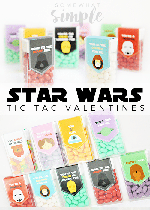 These ARE the Valentine Tic Tac Labels you have been looking for: