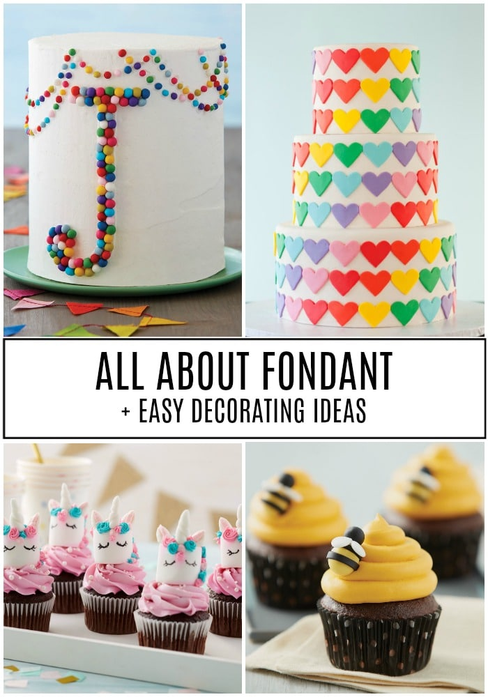 All About Fondant