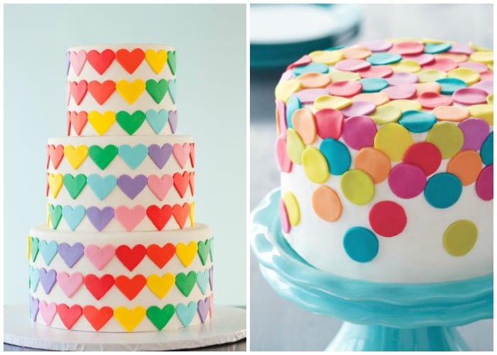 Fondant Cake Decorating ideas