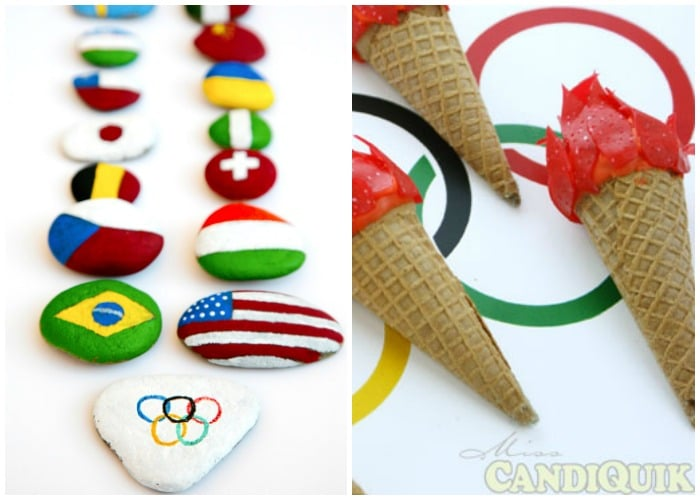Winter Olympics and Summer Olympics
