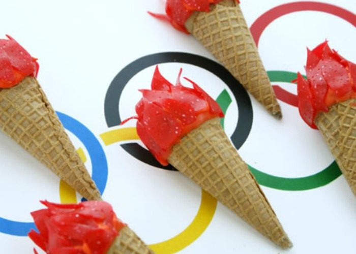 Celebrating the Summer and Winter Olympics