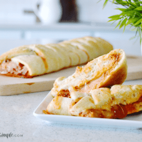 easy calzone recipe