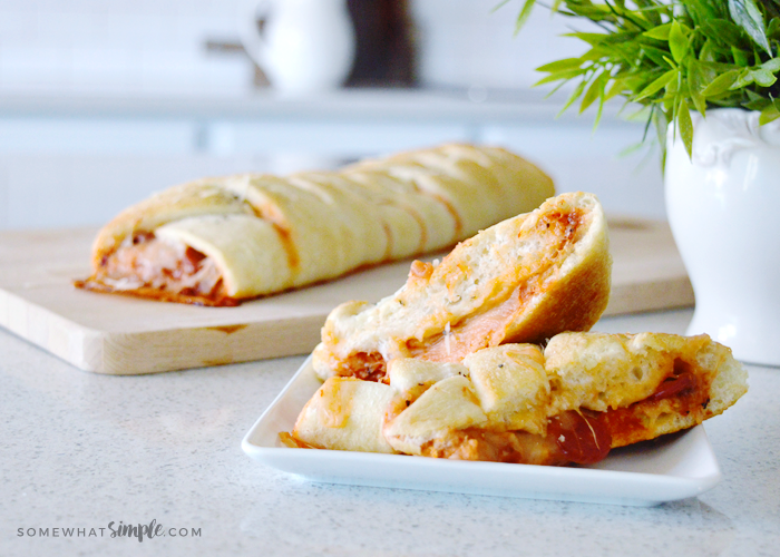 Easy Calzone Recipe – How to Make Calzones