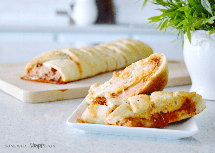 easy calzones dinner recipe