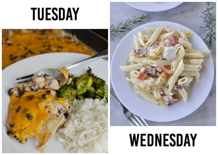 weekly menu plan 17-2