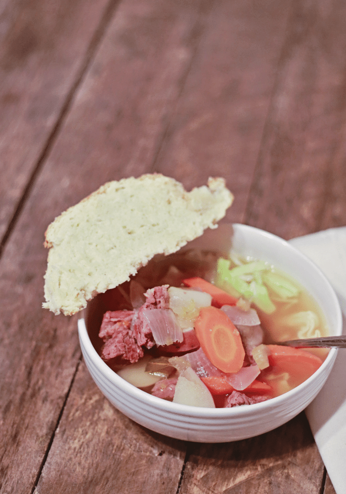 Corned Beef And Cabbage Stew Recipe Somewhat Simple