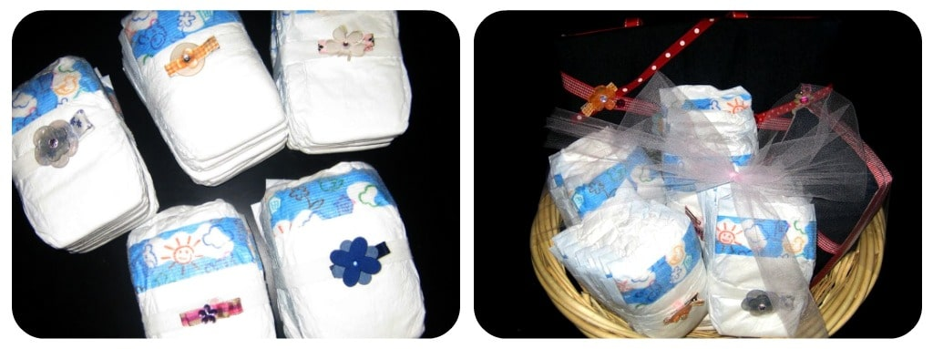Creative Baby Shower Gift Wrapping Ideas | Somewhat Simple