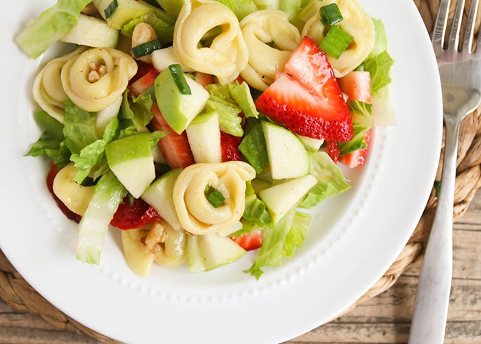 tortellini apple salad
