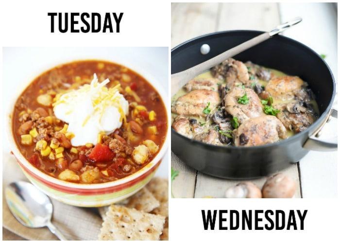weekly menu plan 18-2