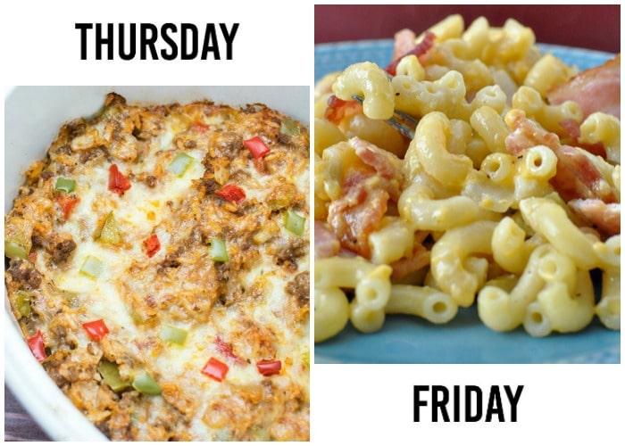 weekly menu plan 18-3