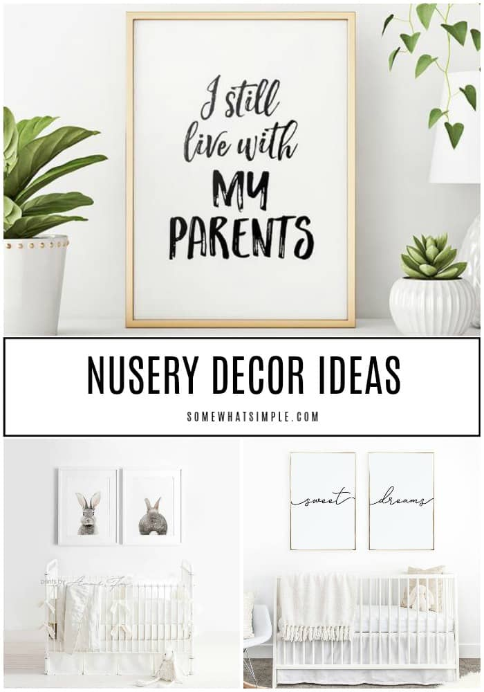 10 Favorite Nursery Decor Ideas