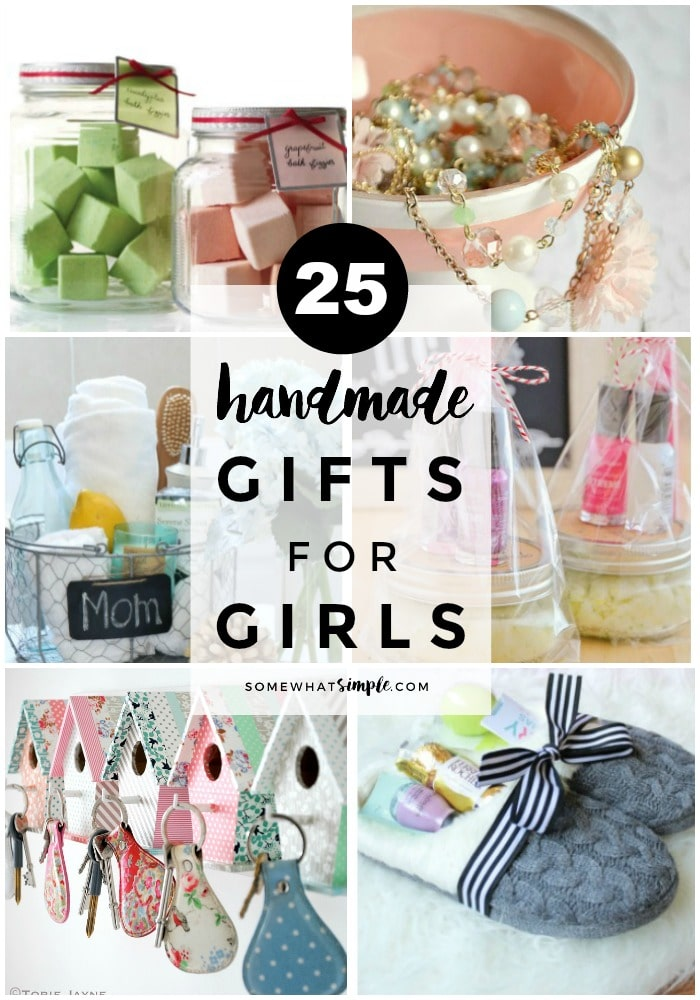 Collage Of The Best Gift Handmade Ideas For S