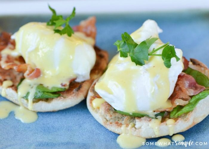 Easy Eggs Benedict Recipe