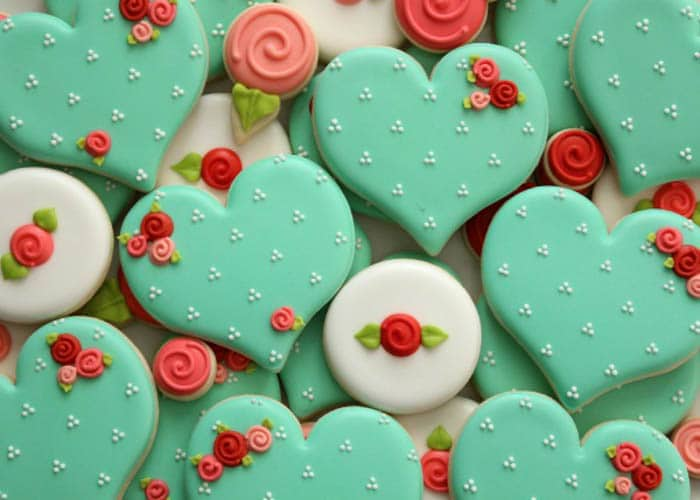 Sugar Cookie Flowers 10 Ideas From Somewhat Simple