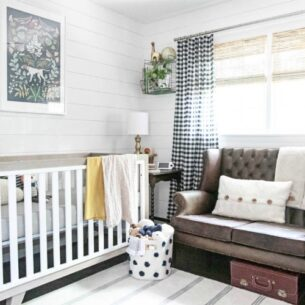 how to decorate your nursery
