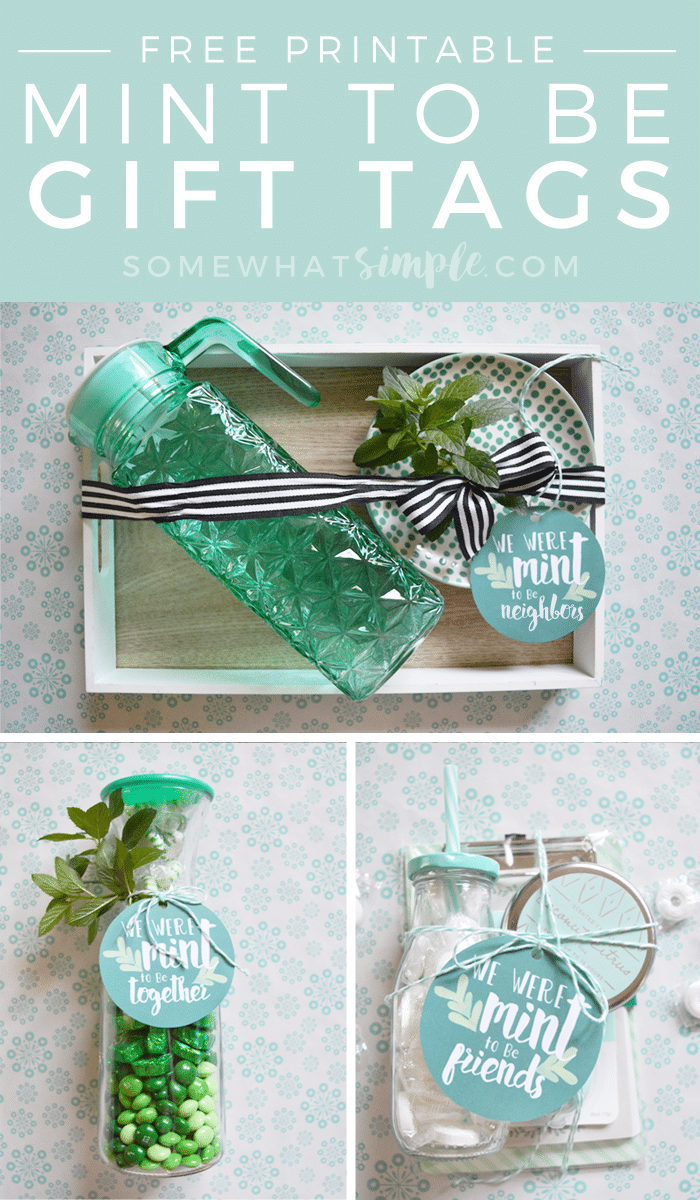 "A Thoughtful Gift - ""Mint to Be"""