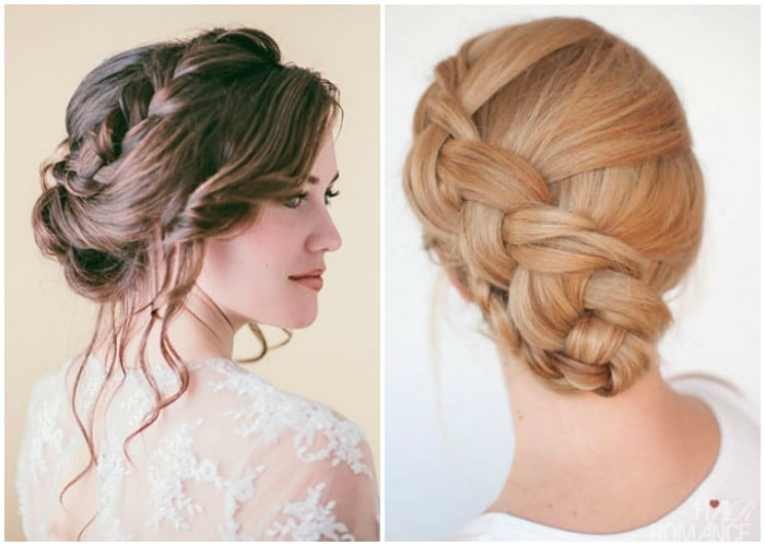 Prom Hairstyles 10 Updos We Love Somewhat Simple
