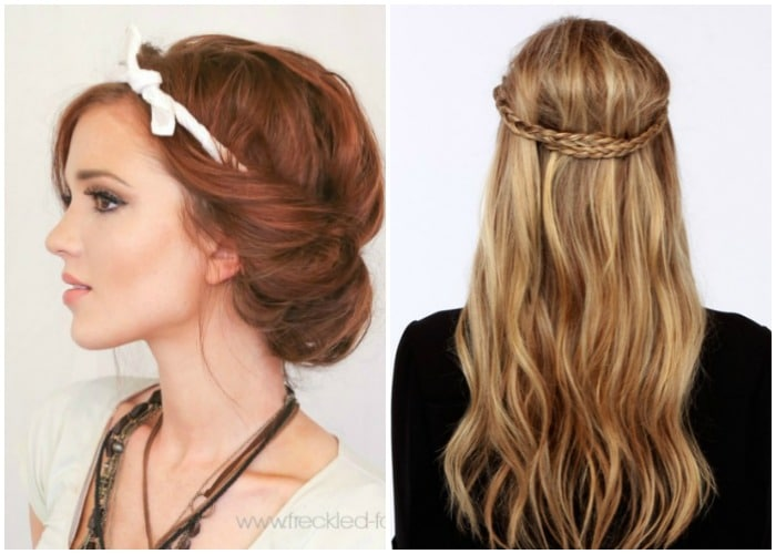 Easy Do It Yourself Homecoming Hairstyles Desktophd Today