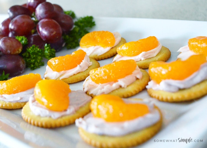 cream cheese crackers