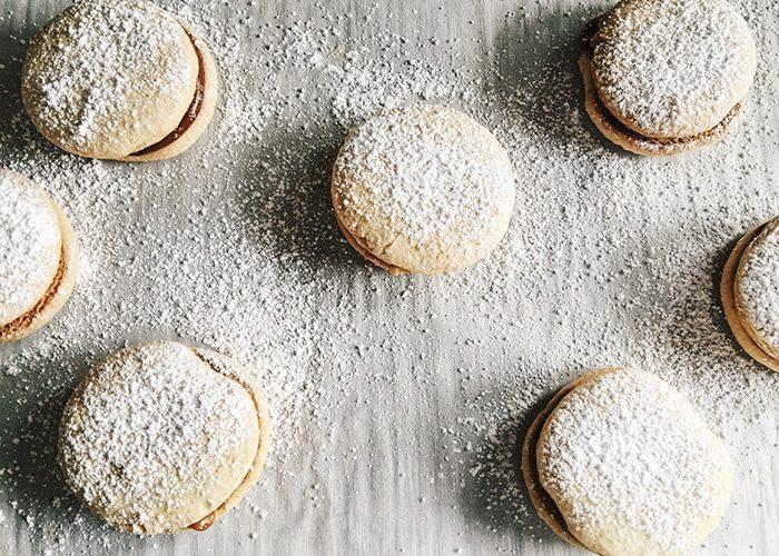 Alfajores Recipe – Dulce de Leche Cookies