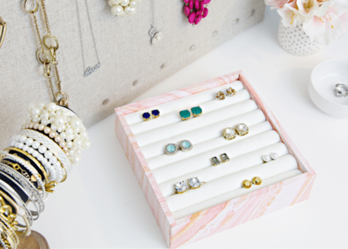 Diy Jewelry Holder 10 Creative Ideas Somewhat Simple