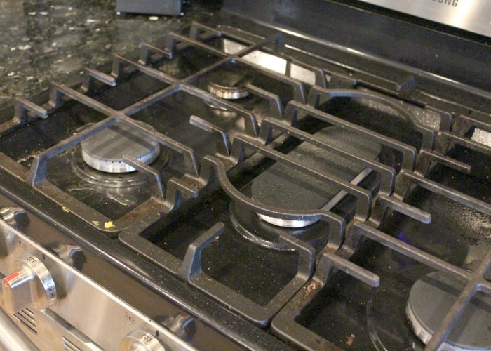 How to Clean Your Stove 2