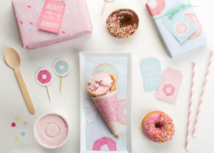 National Donut Day Printables