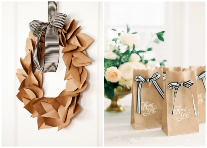 Favorite Paper Bag Crafts