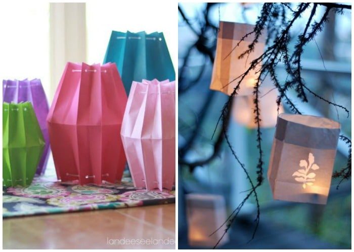 Paper Bag Crafts to try