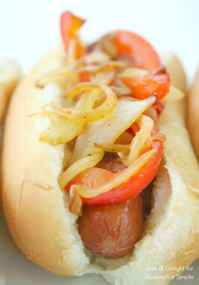 Bacon-Wrapped Hot Dogs 6