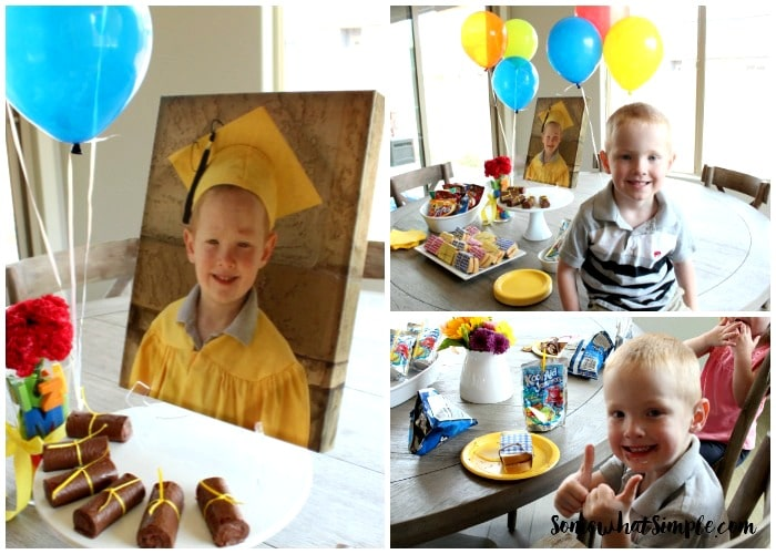 Preschool Graduation Party 10