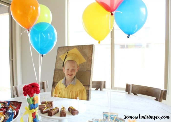 Preschool Graduation Party 4