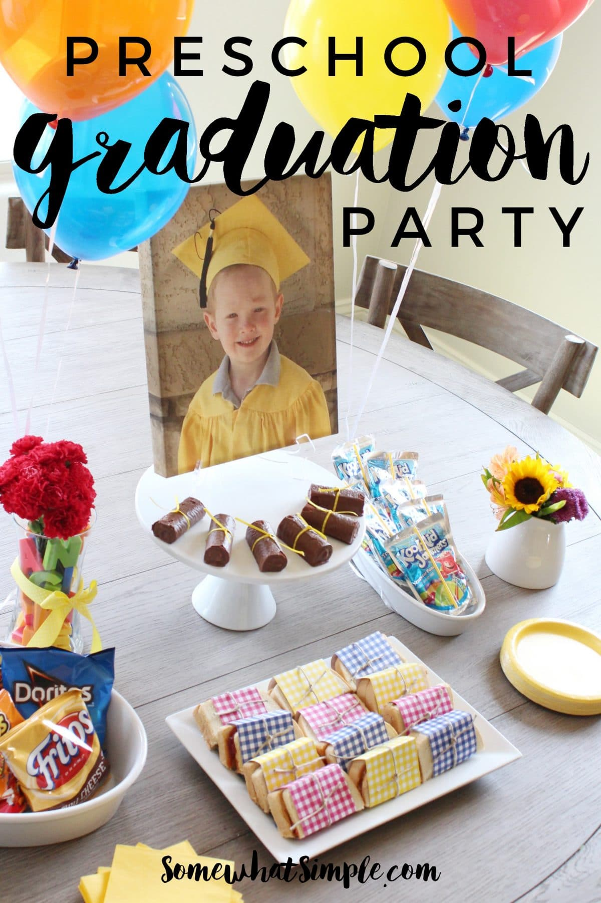 Preschool Graduation Party