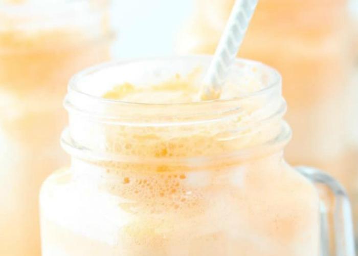 Orange Cream Soda Floats – Creamy Deliciousness
