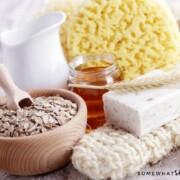 Oatmeal Face Mask Recipe
