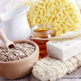 Oatmeal Face Mask Recipe