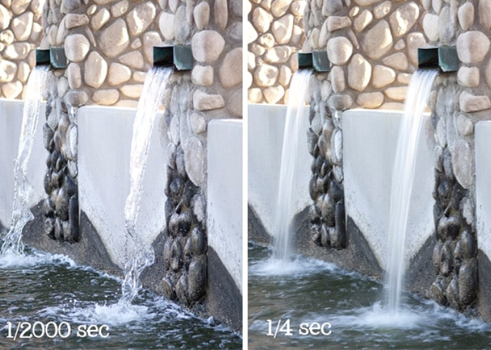 how to set your shutter speed