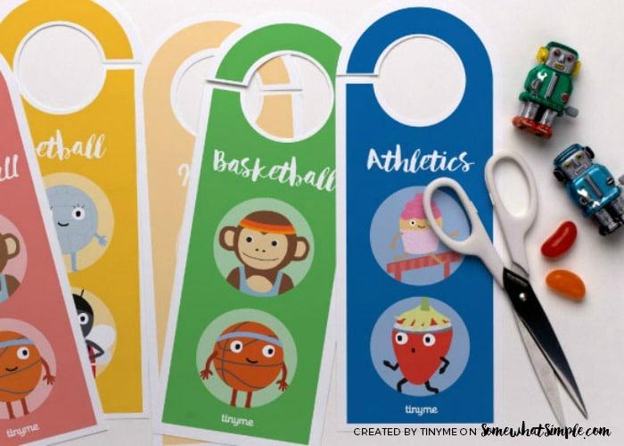 Summer Olympics Activity Sheets 3
