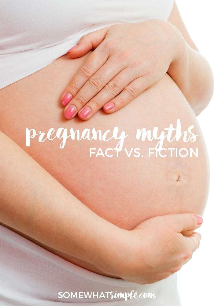 15 Pregnancy Myths