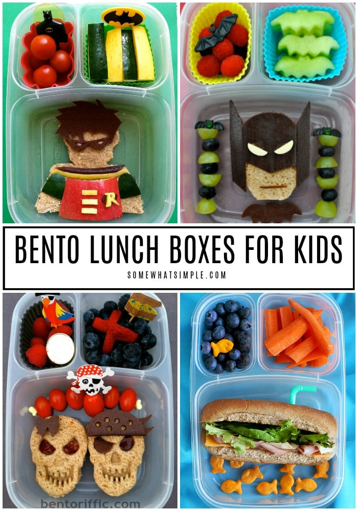 Grab A Bento Box And Get Ready To Create The Cutest Lunch Your Kids Ever Did