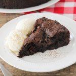 gingerbread chocolate cake
